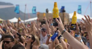 Corona Sunsets Festival, Cape Town Lately