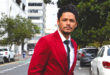 Actor Keenan Arrison, Cape Town Lately