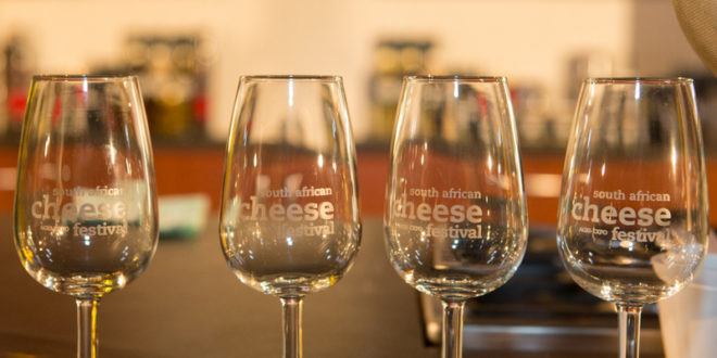 Waterloo Promotional supplies glassware to the SA Cheese Festival, Cape Town Lately