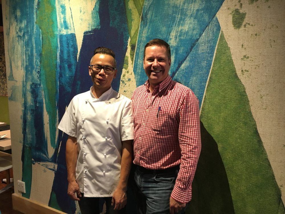 Ben Wei is owned by Jim Dai and Ian McMahon, Cape Town Lately