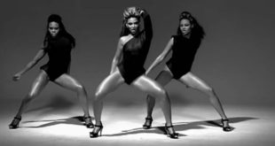 Beyonce copied Single Ladies dance, Cape Town Lately