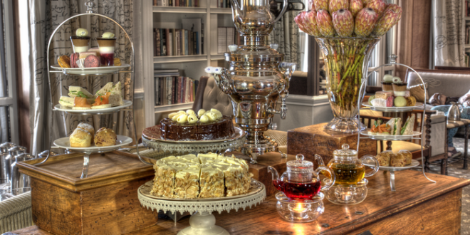 Top high tea venues in Cape Town, Cape Town Lately