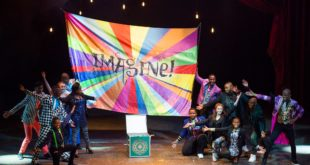 Imagine on show at the Artscape on 3 June, Cape Town Lately