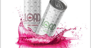 LOAD energy drink now on sale in South Africa, Cape Town Lately