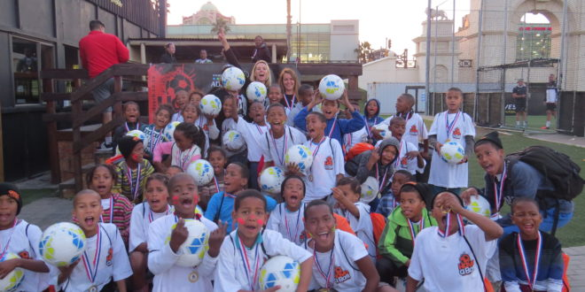 Mandela Day Have a Ball Charity Soccer Tournament, Cape Town Lately