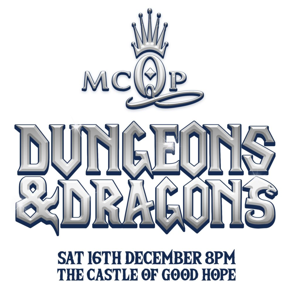 2017 MCQP theme is Dungeons & Dragons