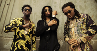 Migos to tour South Africa, Cape Town Lately