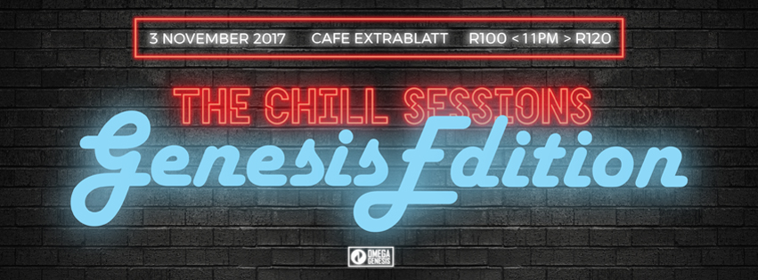 Chilled Sessions, Cape Town Lately