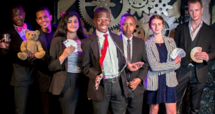 2017 Western Cape Junior Magician Championships, Cape Town Lately
