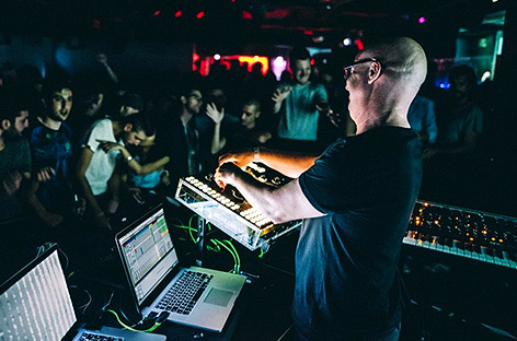 Stephan Bodzin in Cape Town, Cape Town Lately