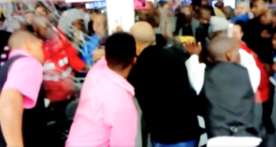 Black Friday stampede at Game in Canal Walk, Cape Town Lately