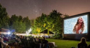 Mamma Mia On Screen at Nederburg, Cape Town Lately