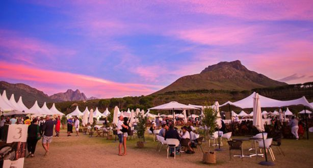 2018 Stellenbosch Wine Festival, Cape Town Lately